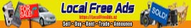 Local Free Ads - Community based free classified advertising in New Zealand